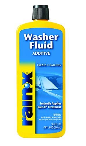 Rain-X White RX11806D Washer Fluid Additive-16.9 fl. oz