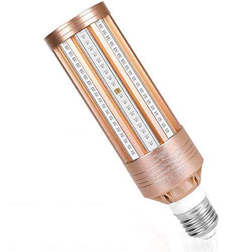 2020 Version UV-Desinfektionslampe UV-C Keimtötende Lampe 60W 230V E27 Sockel, Wellenlänge 260~280 UV-Desinfektionslampe Desinfektionslampe für Badezimmertoilette im Hotelhaushalt (60W,1Pack)