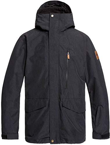 Quiksilver Mission 3-in-1 Jacket - Men's Black, L