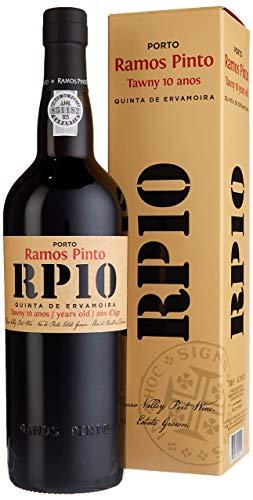 Ramos Pinto Quinta da Ervamoira Tawny 10 Years Old 20% - 750ml in Giftbox