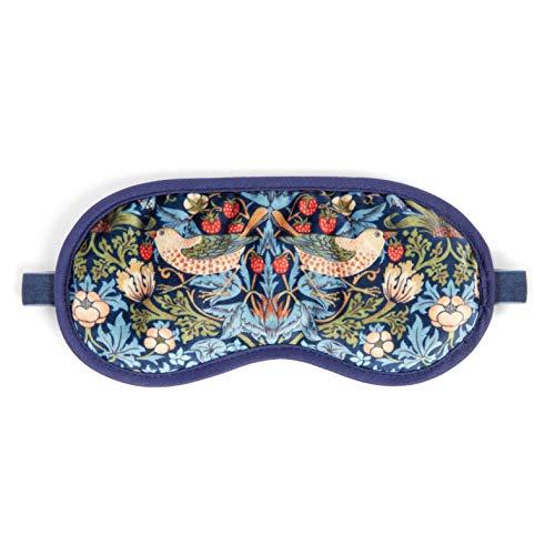 Morris & Co Samt Lavendel Augenmaske