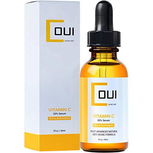 Natural Vitamin C Serum Anti Aging Anti Wrinkle
