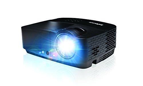 InFocus IN119HDx 16:9 Full HD 3D DLP-Projektor Beamer (1080p, 1.3x Optischer Zoom, 3200 ANSI Lumen, 15000:1 Kontrast, BrilliantColor)