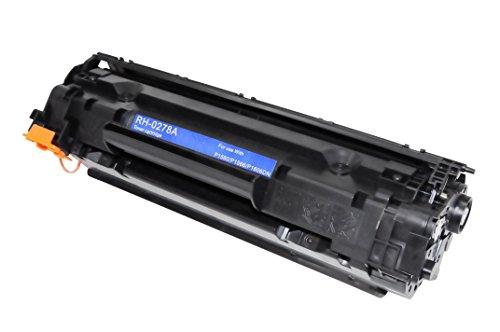 HP 78A (CE278A) Schwarz Original Toner für HP Laserjet Pro P1566, P1606dn, M1536dnf