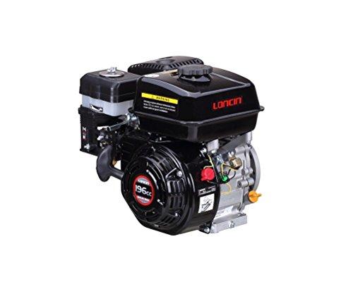 Loncin G200FL Motore 6,5 HP 4 Tempi Benzina Albero Conico 23 mm