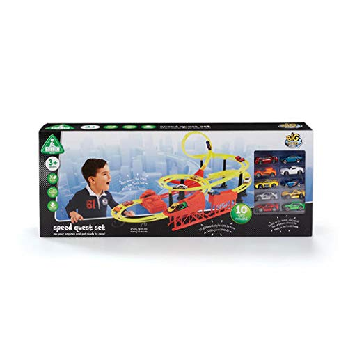 Early Learning Centre Set de Juego Big City Speed ??Quest