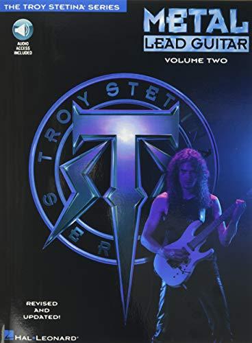 Metal Lead Guitar Volume 2 Tab Book/Cd (The Troy Stetina Series)