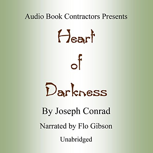 Heart of Darkness Audiobook By Joseph Conrad cover art
