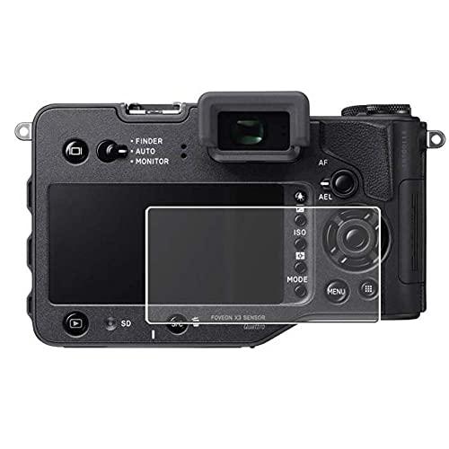 Vaxson 3-Pack TPU Pellicola Protettiva, compatibile con Sigma sd Quattro, Screen Protector Film [ Non Vetro Temperato ]