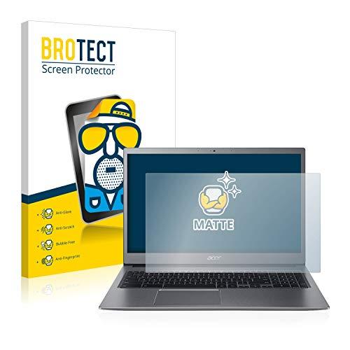 BROTECT Entspiegelungs-Schutzfolie kompatibel mit Acer Chromebook 715 Bildschirmschutz-Folie Matt, Anti-Reflex, Anti-Fingerprint