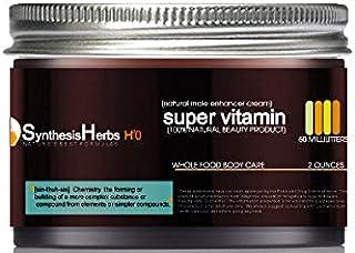 Yohimbe Male Enhancer Cream (Multivitamin Formula, Quick Absorption) Size Booster