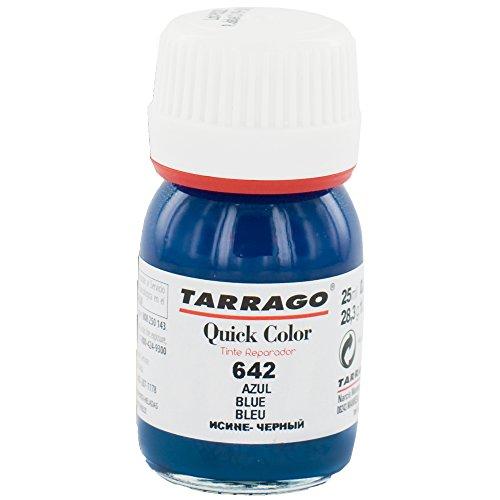 Tarrago Quick 25ml, Pinturas y tintes Unisex Adulto, Azul (Blue 642), 20 mL