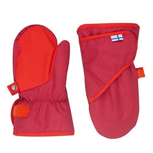 Finkid Lapanen persian red grenadine Kinder Winter Handschuhe