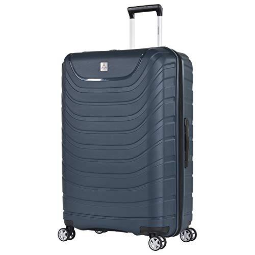 Probeetle by Eminent Suitcase Voyager XXI 77 cm 112 L Premium Hardshell Lightweight 4 Double Silent Wheels Blue