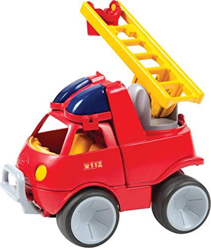 Gowi - 560-38 - Jouet D'éveil - Mini Camion De Pompier