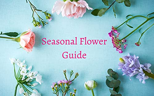 Seasonal Flower Guide: Fantastic Flower Can Blow Your Mindfulness (English Edition)