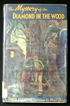 The Mystery of the Diamond in the Wood 0394956036 Book Cover