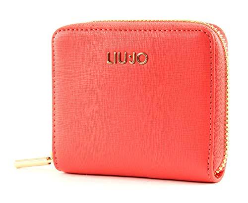 Liu Jo Manhattan Zip Around Wallet S Poppy