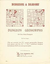 Dungeon Geomorphs, Set One: Basic Dungeon (Dungeons & Dragons)