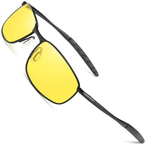 AORON Herren Sportbrille Polarisiert Sonnenbrillen Polarized Brillen 100% UV400 Schutz Fahren Brillen Sonnenbrillen