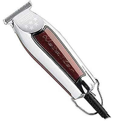 Wahl Detailer AC Mains Trimmer with Extra Wide Blade by Wahl