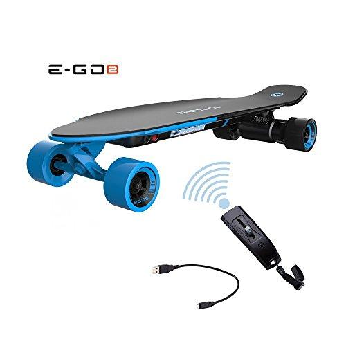 Yuneec EGO 2 E-Longboard Royal Wave inkl. Zubehör Elektro Longboard E-GO 2