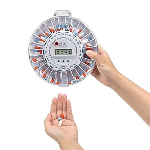 Med-E-Lert™ Premium Locking Automatic Pill...
