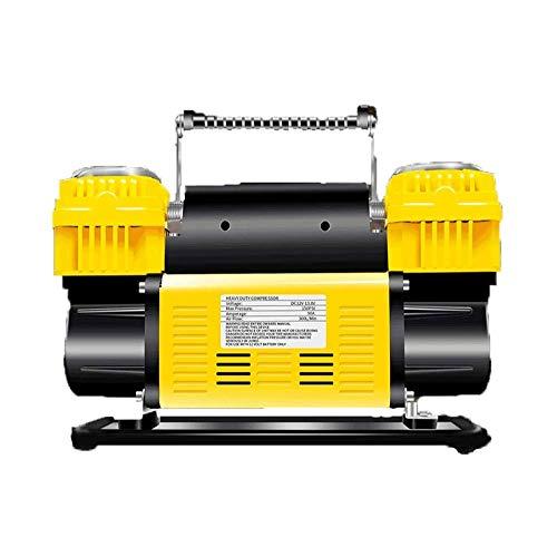 LKNJLL Compresor de Aire Digital de Bomba for inflar los neumáticos de 12 V DC 150 PSI Auto Portable de la Bomba del neumático por un Carro del Coche de Bicicletas Inflables