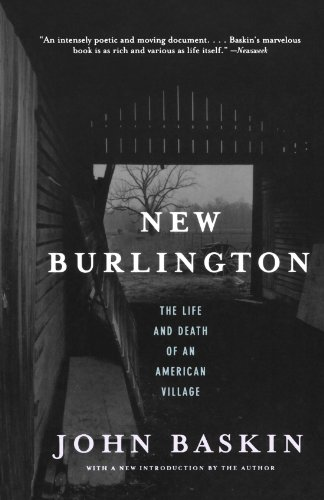 New Burlington: The Life and Death of an American Village