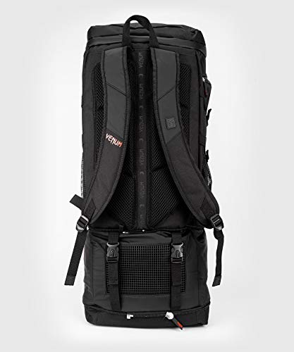 Venum Unisex-Adult Challenger Xtrem Evo Rucksack, Schwarz/Rot, eine Größe