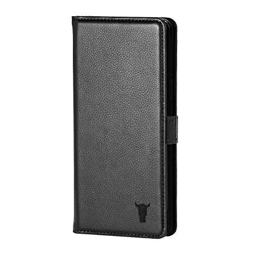 TORRO Handyhülle Kompatibel Mit Samsung Galaxy Note 20 Ultra - Hochwertige Lederhülle Mit Kartenfächern Und Horizontale Standfunktion [Strapazierfähiger Rahmen] 6.9
