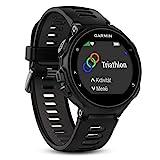 Garmin 735XT Forerunner Reloj multisport con GPS, Unisex adulto, Negro (Black/Grey),...