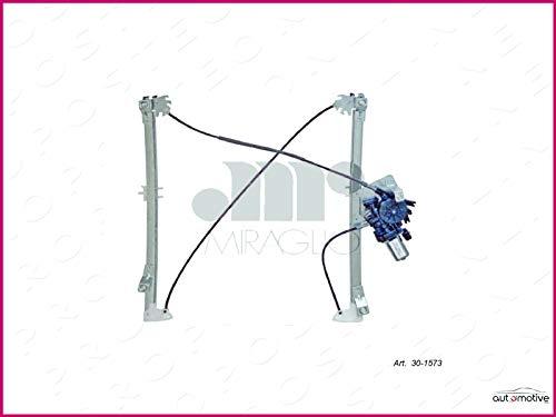 Proposteonline Alzavetro alzacristalli Elettrico Anteriore Sinistro Compatibile con BMW X5 E53 dal 1999 al 2006 01894
