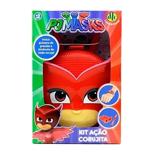 Maleta PJ Masks Corujita Multikids - BR1306