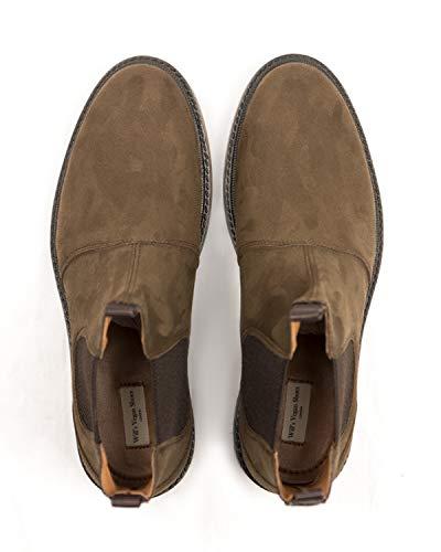 Continental Chelsea Boots Dark Brown-UK 13 / EU 47 / US 14