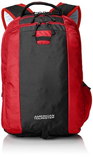 American Tourister Urban Groove - 15.6 Pulgadas Mochila para Portátil, 45 cm, 25 L, Rojo (Red)