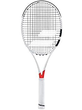 BABOLAT Pure Strike Vs Tour UNS Tennis Rackets Men Men Pure Strike Vs Tour UNS White / Red 1