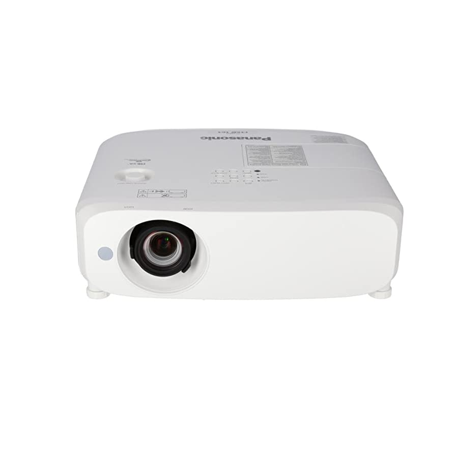 ウナギ定期的な火曜日Panasonic PT-VX610EJ data projector 5500 ANSI lumens 3LCD XGA (1024x768) Portable projector White