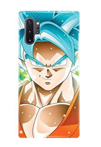 Carcasa para Samsung Galaxy Note 10+ [Plus] Dragon Ball Goku Son Gohan Vegeta 28 Diseños