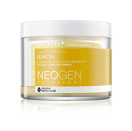 Neogen - Dermalogy Bio Peel Gauze Peeling Lemon, Discos Exfoliantes, 30pcs