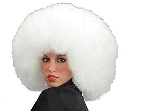Ced - Perruque Maxi Disco Blanche