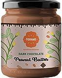9GRAMS Dark Chocolate Peanut Butter Spread - 200 GMS