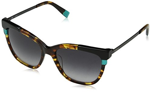 Furla SFU148-0743 Gafas, havana negro, 55/17/135 para Mujer