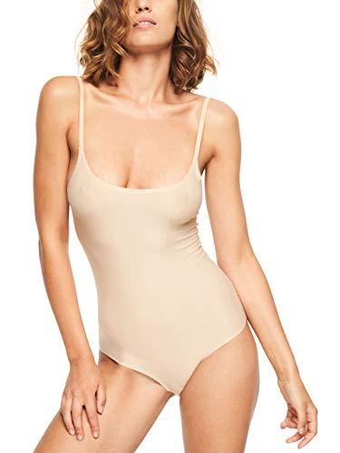 Chantelle DE Damen Soft Stretch Formender Body, Elfenbein (Nude Wu), One Size