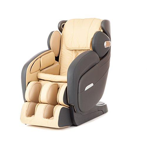 Silla de masaje Silla 'WEYRON-Oyster' Electric terapia de masaje reclinable silla de masaje Shiatsu silla de masaje mejor silla de masaje ✅