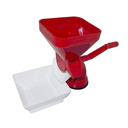Elma Italiana Tomatera Manual, Plástico, Rojo