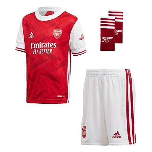 adidas Arsenal Kids Home Kit 2020/21-2-3 Years