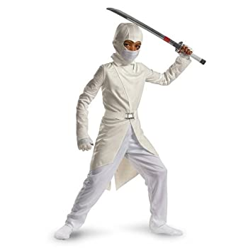 G.I Joe-Rise of the Cobra Storm Shadow Deluxe - Size  Child M 7-8