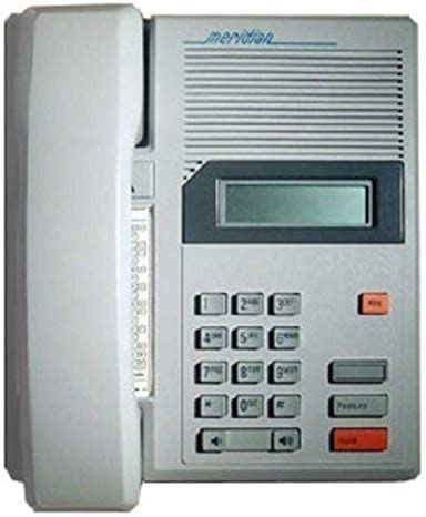 Nortel Norstar Meridian M7100 Phone Gray NT8B14