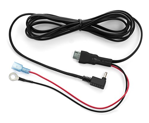 Review Of Radar Mount Direct Hard Wire Power Cord For Cobra Radar Detectors w/ Inline Fuse